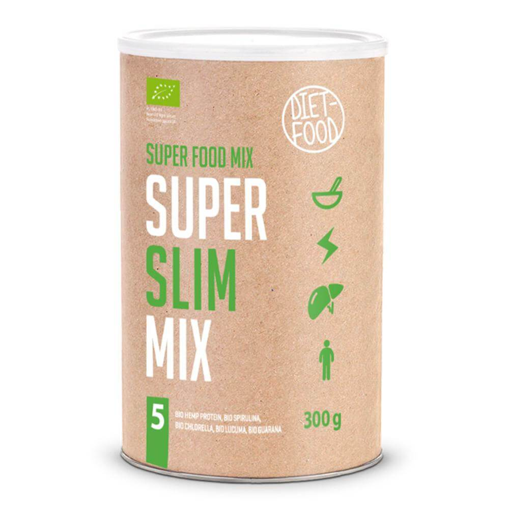 Bio Super Slim Mix, bio, 300g