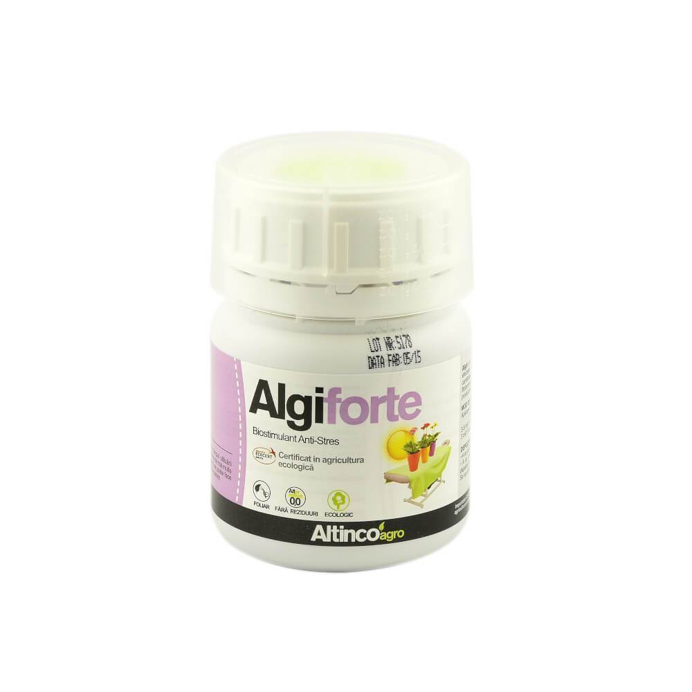 Algiforte, bio, 125ml - Republica BIO