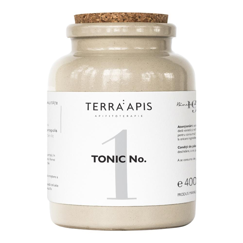 TONIC No. 1 Terra Apis, 400 g, natural