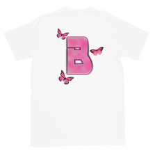 Load image into Gallery viewer, Pink Butterfly Tee