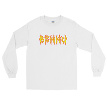 Load image into Gallery viewer, Yellow  Spooky Long Sleeve Shirt