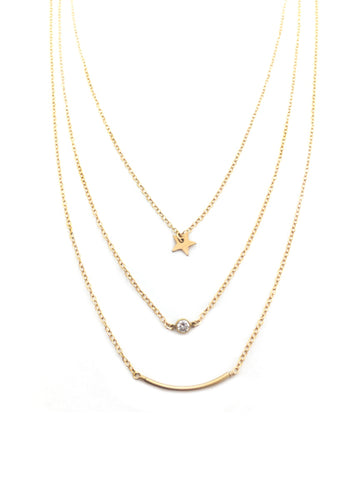 Silvie Necklace