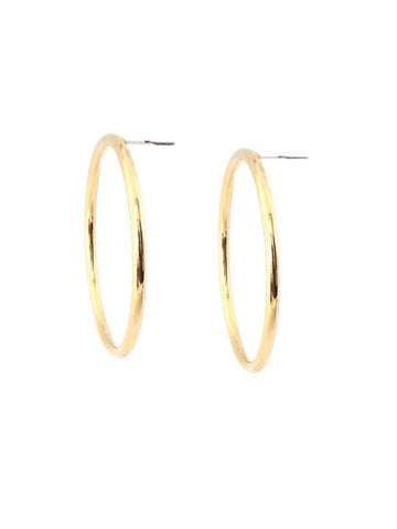 Tira Hoop Earrings