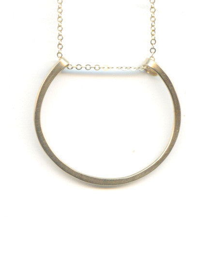 Valerie Necklace-Circle