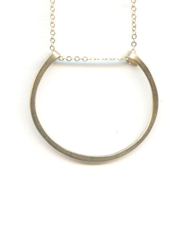 Valerie Circle Necklace