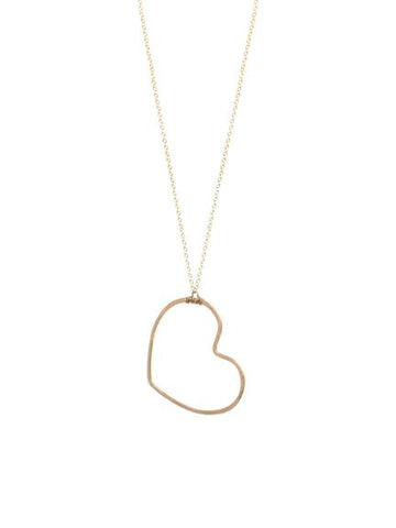 Vida Heart Necklace