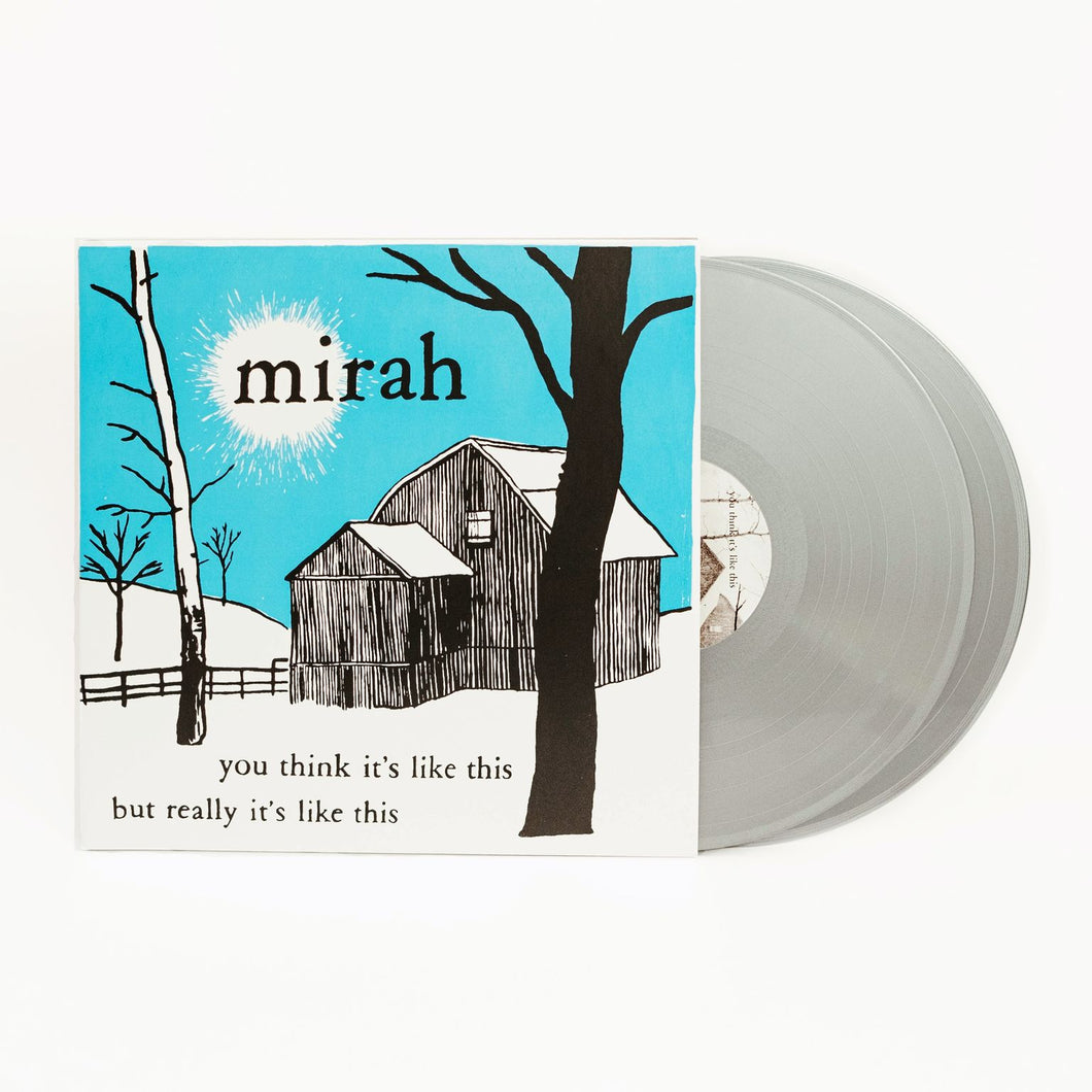 Mirah - You Think It's Like This... LP