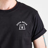NSTP Papa Bear Tee - Black with White