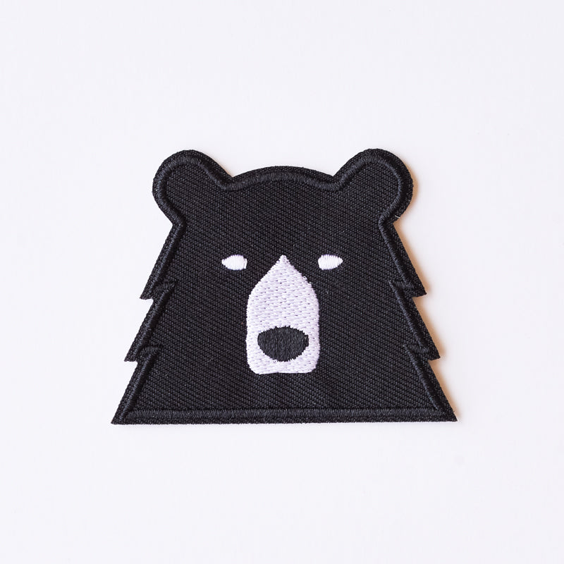 NSTP Patch - Bear - Black