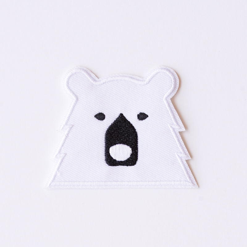 NSTP Patch - Bear - Polar