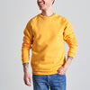 NSTP BASICS Classic Crew Sweatshirt - Golden Yellow