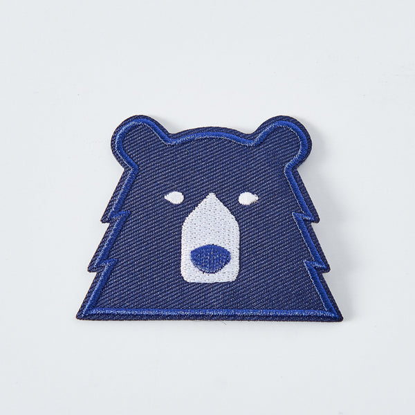 NSTP Patch - Bear - Navy