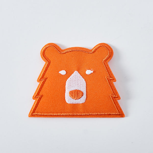 NSTP Patch - Bear - Orange