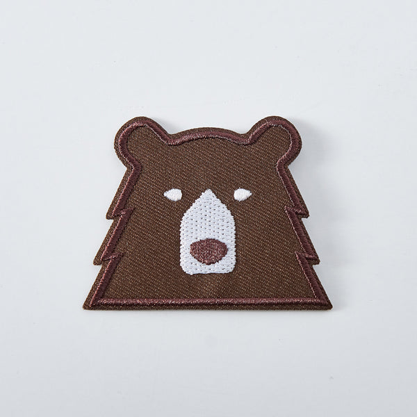 NSTP Patch - Bear - Brown
