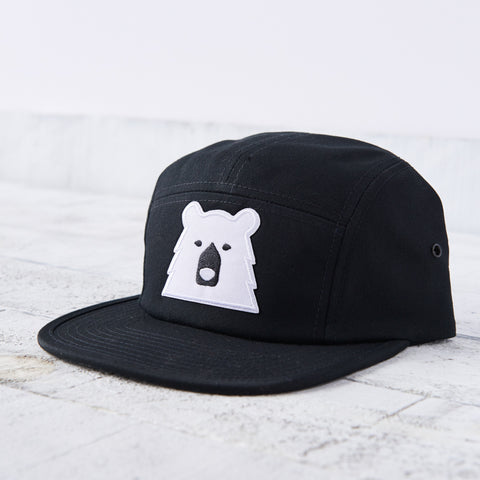 NSTP 5 Panel - Black with Polar
