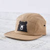 NSTP 5 Panel - Khaki with Black Bear