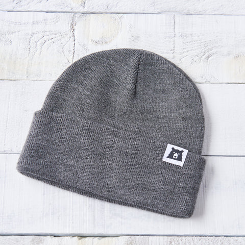 NSTP Bear Toque - Charcoal