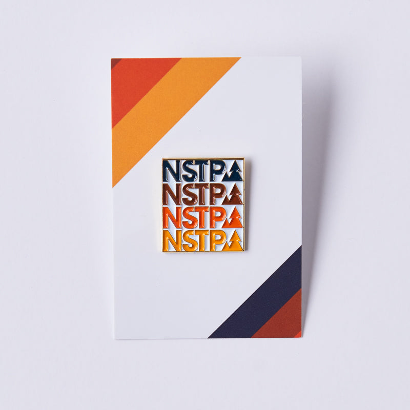NSTP Enamel Pin - Backwoods