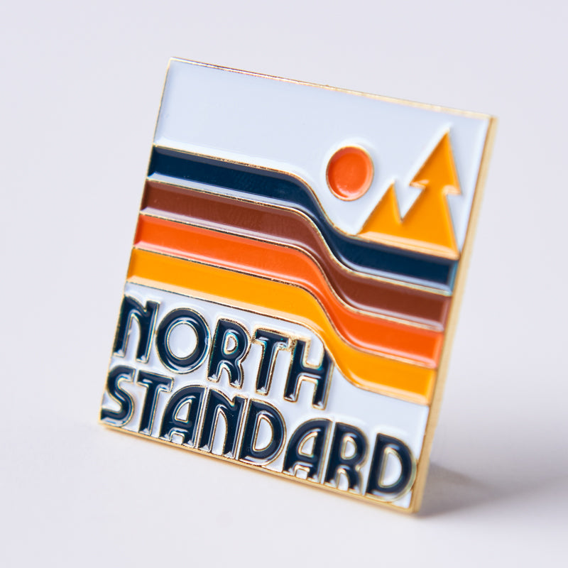 NSTP Enamel Pin - Waves