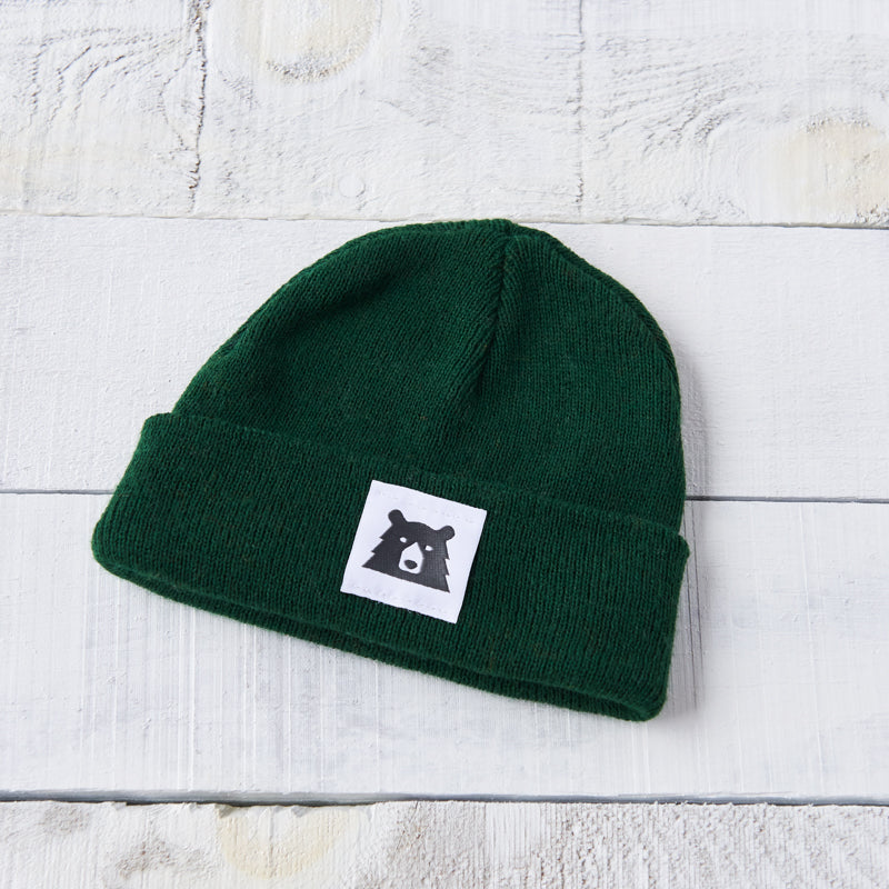 NSTP Kids Bear Toque - Spruce