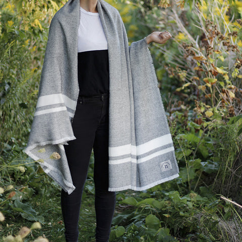 NSTP Blanket Scarf - Cityscape