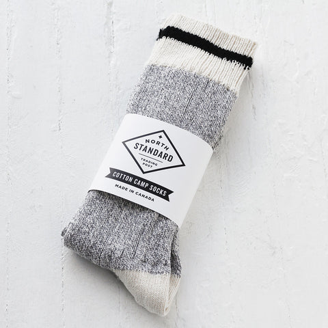 NSTP Camp Socks - Cotton - Black