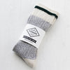 NSTP Camp Socks - Cotton - Hunter