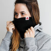 NSTP Cozy Neck Warmer - Black