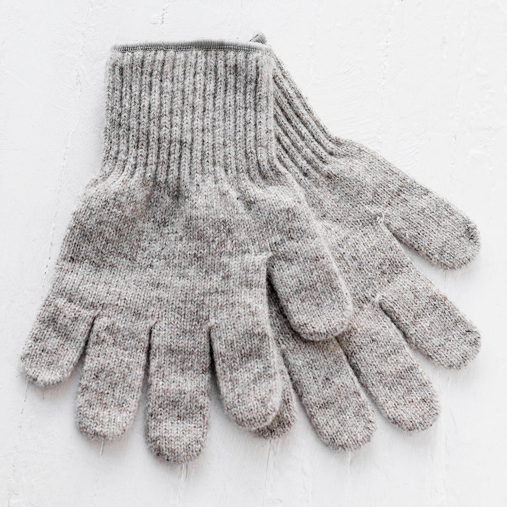 NSTP Wooly Work Glove - Natural