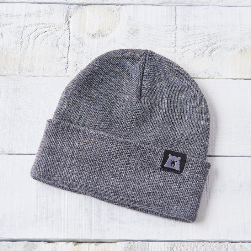 NSTP Merino Wool Bear Toque - Storm
