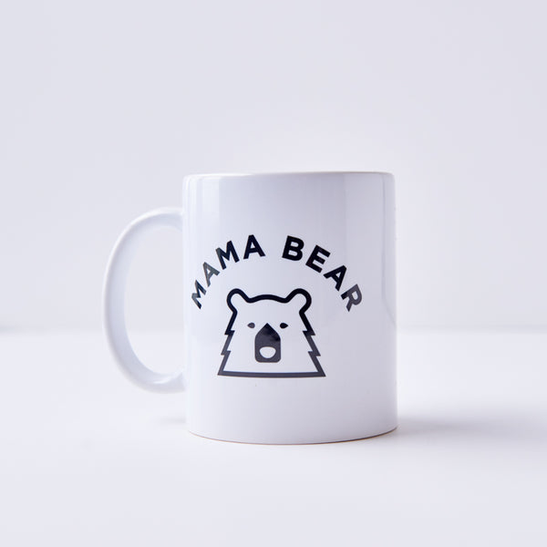 NSTP Morning Mug - Mama Bear