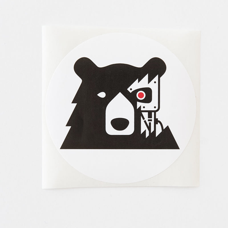 NSTP Sticker - Bear - Cyber