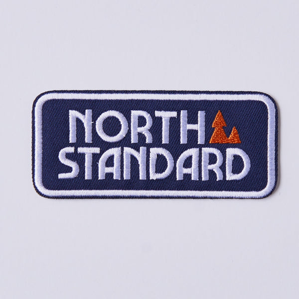 NSTP Patch - Woodlands - Navy/White