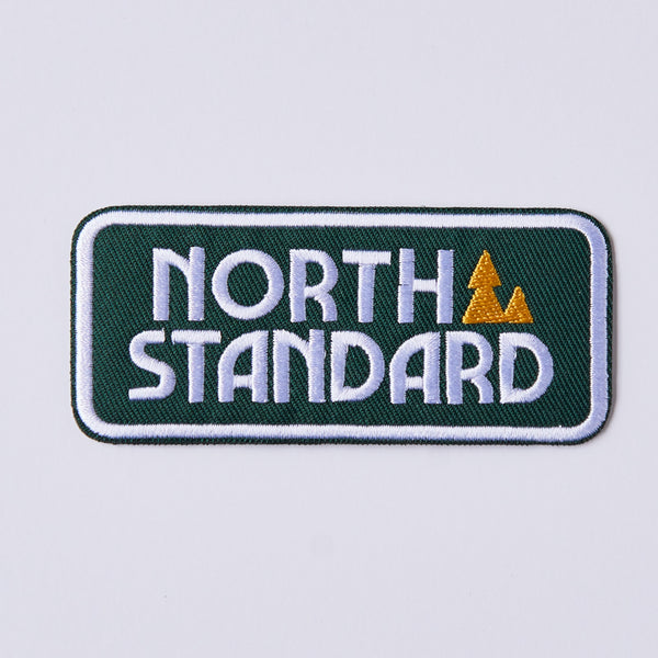 NSTP Patch - Woodlands - Spruce/White