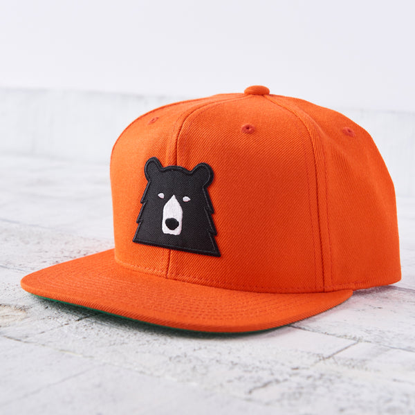 NSTP Snapback - Blaze with Black Bear