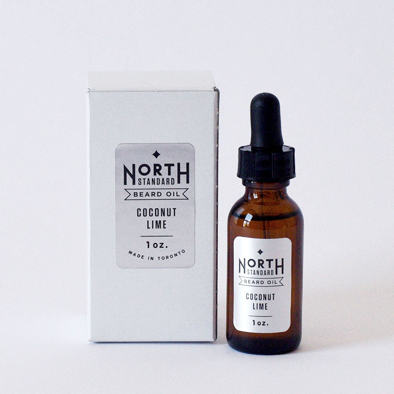 NSTP Beard Oil - Coconut Lime