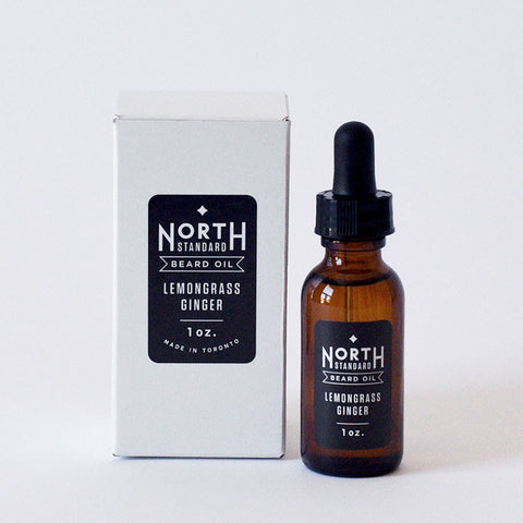 NSTP Beard Oil - Lemongrass Ginger