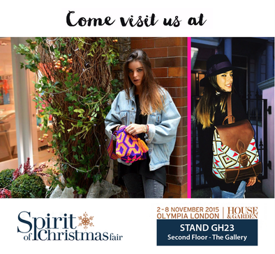 CASTELLANO at Spirit of Christmas 2015 London