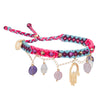Free spirit bracelet with Quartz -Hand