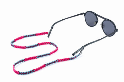 Wayuu Eyeglasses cord - Light-BLue