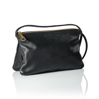 City Leather Cross body