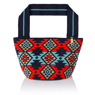 Sa'wai Satchel Blue Navy