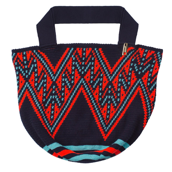 Maleiwa Tote Bag - Blue Navy (IN STOCK)