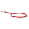 Wayuu Choker with natural stones - Pink