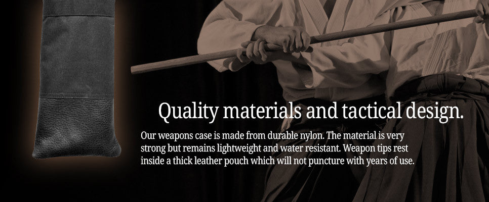 Quality materials and tactical design