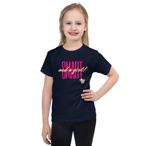 Smart Girls, Short sleeve kids t-shirt