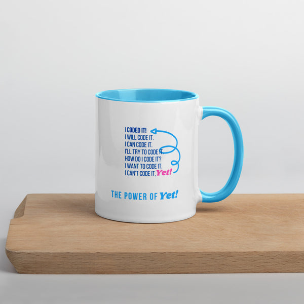 The Power of Yet Mug