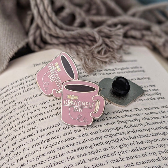 Gilmore Girls - Dragonfly Inn Mug Pin