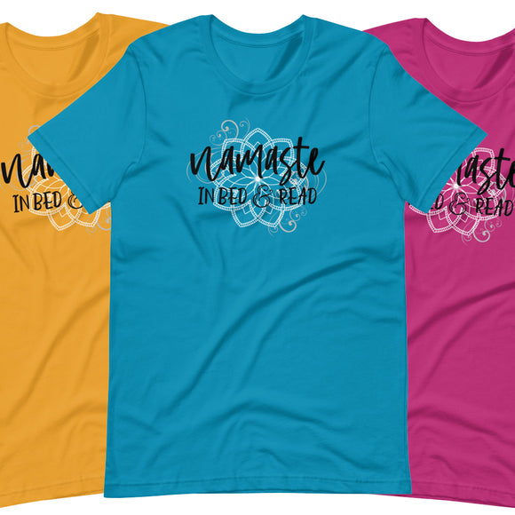 Namaste - Short-Sleeve Unisex T-Shirt