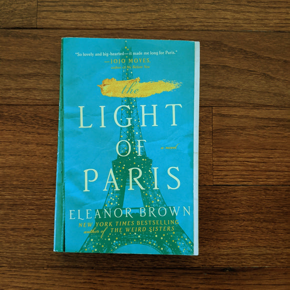 Lights of Paris - Paperback